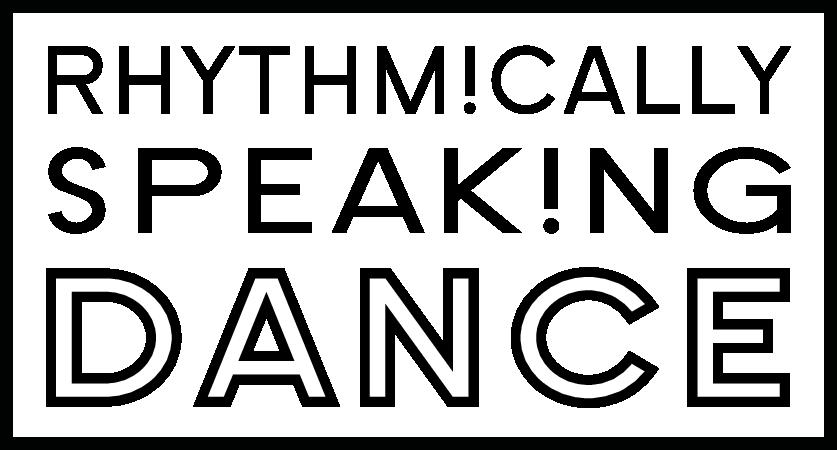 Rhythmically Speaking Dance logo